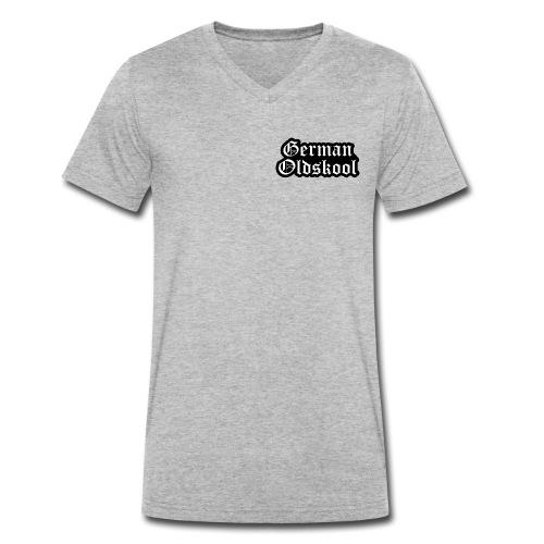 Grand Logo German Oldskool Official - T-shirt bio col V Stanley & Stella Homme