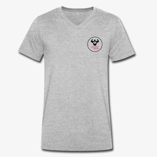 32 Sport - T-shirt bio col V Stanley & Stella Homme