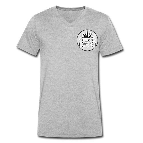 RuleRxGaminG - Männer Bio-T-Shirt mit V-Ausschnitt von Stanley & Stella