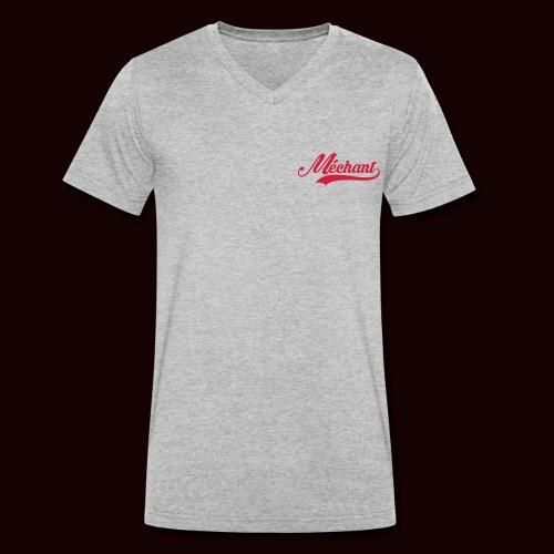 vêtements de musculation - T-shirt bio col V Stanley & Stella Homme