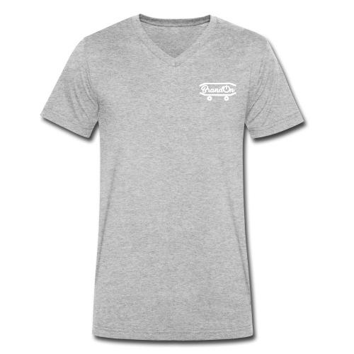brandon - T-shirt bio col V Stanley & Stella Homme