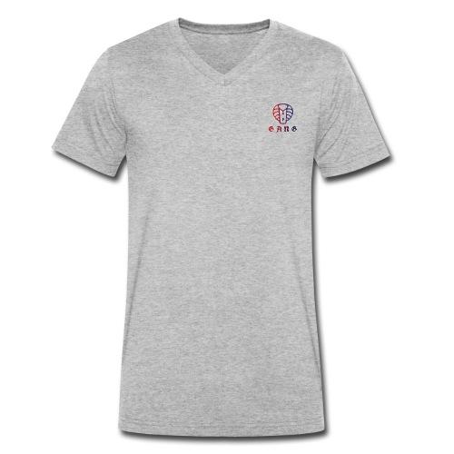 PGANGP - T-shirt bio col V Stanley & Stella Homme