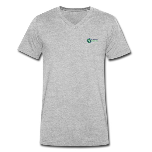 eot75 - Men's Organic V-Neck T-Shirt by Stanley & Stella
