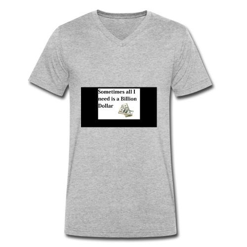 funny - Männer Bio-T-Shirt mit V-Ausschnitt von Stanley & Stella