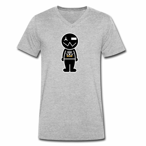 Mr Plouk - T-shirt bio col V Stanley & Stella Homme