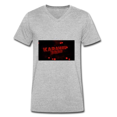 IMG 20180119 WA0000 - Männer Bio-T-Shirt mit V-Ausschnitt von Stanley & Stella