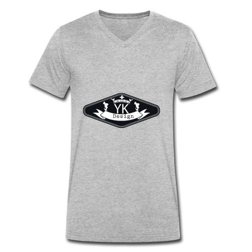 Yanik design - T-shirt bio col V Stanley & Stella Homme
