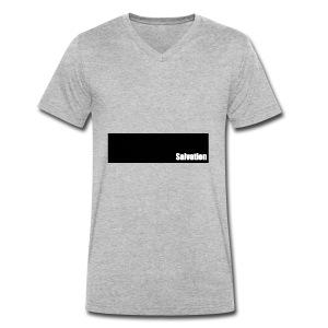 Salvation - Männer Bio-T-Shirt mit V-Ausschnitt von Stanley & Stella