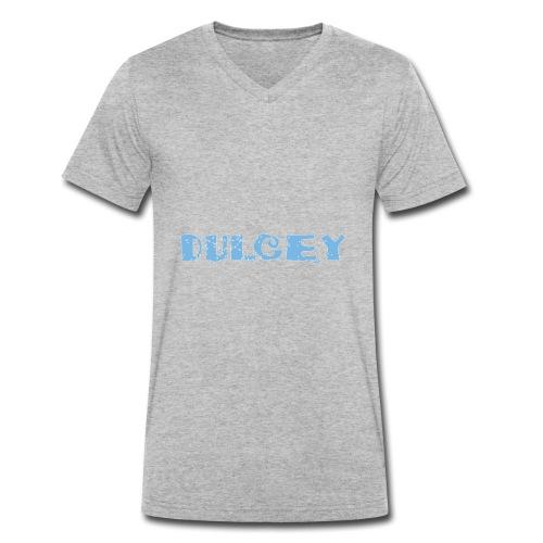 dulcey logo - Männer Bio-T-Shirt mit V-Ausschnitt von Stanley & Stella