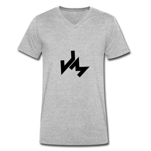 JayMasher Official Merchandise - Men's Organic V-Neck T-Shirt by Stanley & Stella