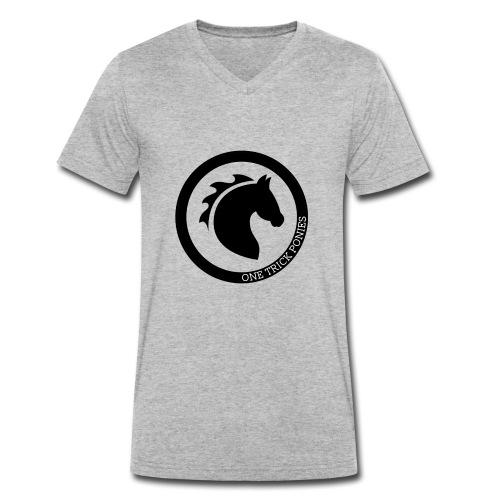 One Trick Ponies - Mannen bio T-shirt met V-hals van Stanley & Stella