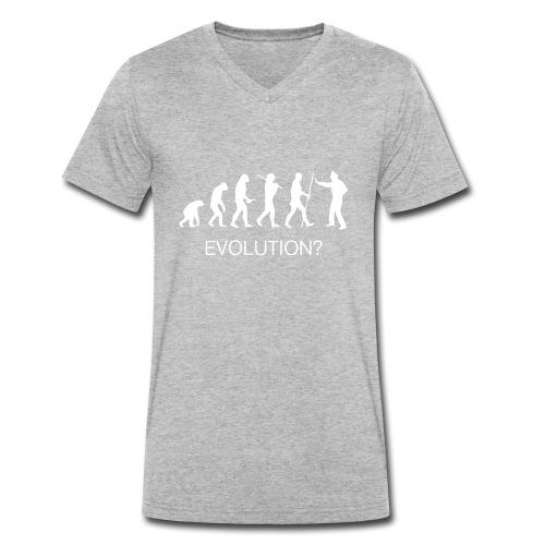 EVOLUTION 2019 - T-shirt bio col V Stanley & Stella Homme