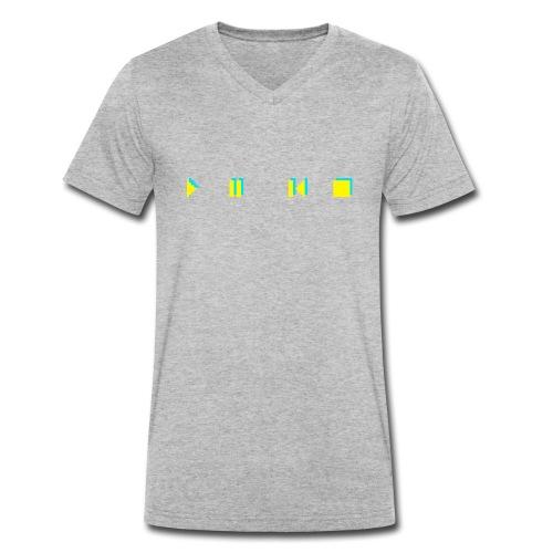 Replay Retro - Männer Bio-T-Shirt mit V-Ausschnitt von Stanley & Stella