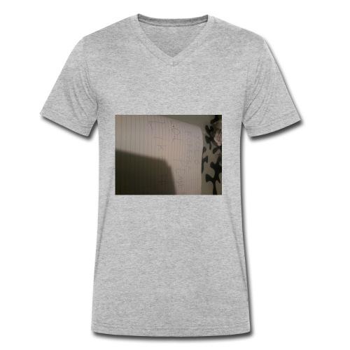Kinderkleding lol - Mannen bio T-shirt met V-hals van Stanley & Stella