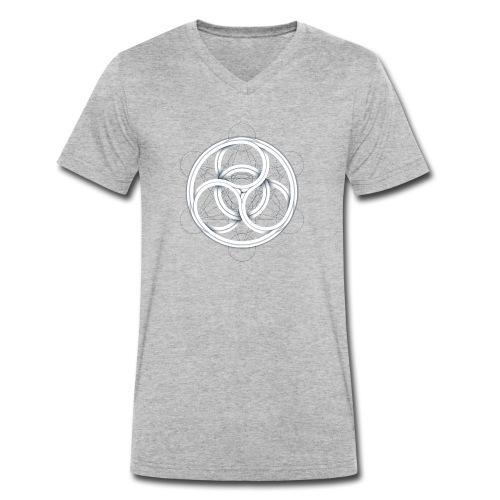 Motion - T-shirt ecologica da uomo con scollo a V di Stanley & Stella
