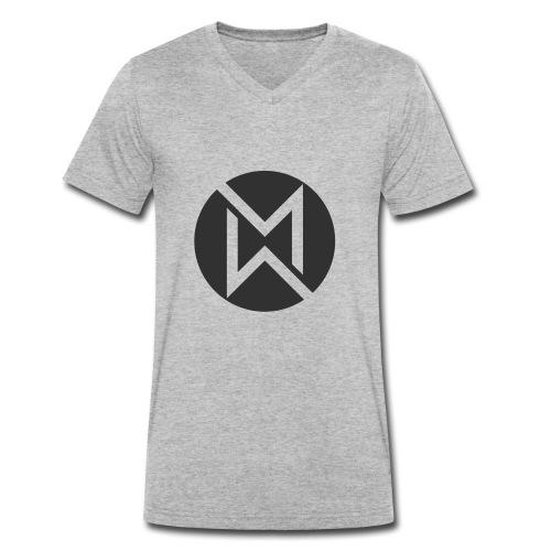 Flash M - Männer Bio-T-Shirt mit V-Ausschnitt von Stanley & Stella