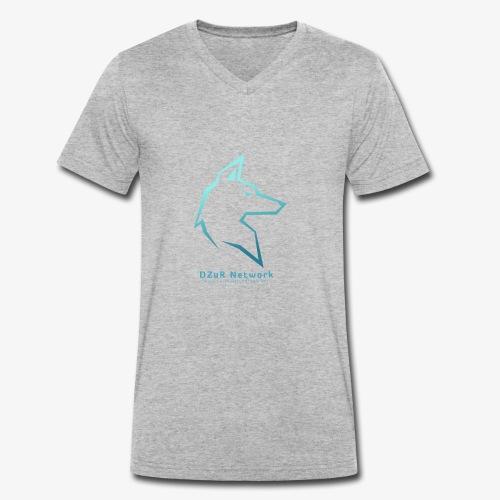 DZuR - Normal - Männer Bio-T-Shirt mit V-Ausschnitt von Stanley & Stella
