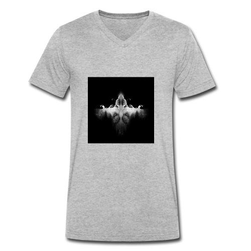 Hele Tropia artwork - Männer Bio-T-Shirt mit V-Ausschnitt von Stanley & Stella