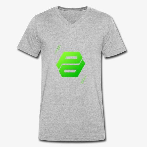 Pure Dynamics - Männer Bio-T-Shirt mit V-Ausschnitt von Stanley & Stella