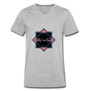 theLionKing - Camiseta ecológica hombre con cuello de pico de Stanley & Stella