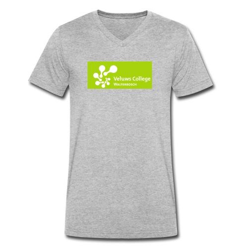 Walterbosch - Mannen bio T-shirt met V-hals van Stanley & Stella
