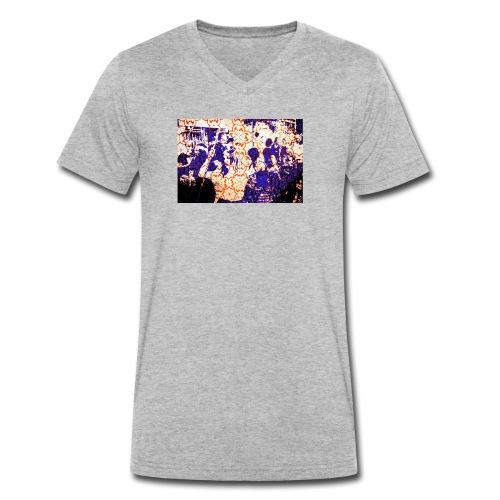 Dancing Girls - Männer Bio-T-Shirt mit V-Ausschnitt von Stanley & Stella
