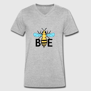 beeshirt - T-shirt bio col V Stanley & Stella Homme