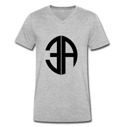 Le logo de NERDAR - T-shirt bio col V Stanley & Stella Homme