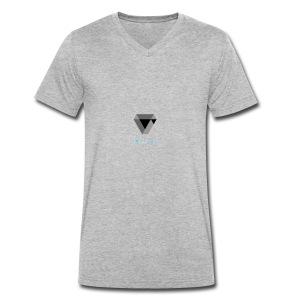 Djferumvevo - Men's Organic V-Neck T-Shirt by Stanley & Stella