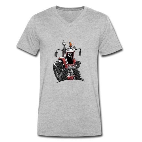 case 856XL kleur - Mannen bio T-shirt met V-hals van Stanley & Stella