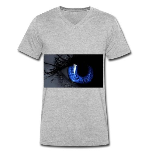 So schön wie der Himmel - Männer Bio-T-Shirt mit V-Ausschnitt von Stanley & Stella