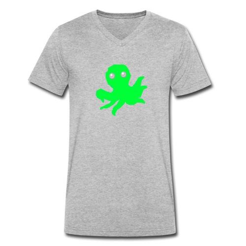 Capeios Logo - Ekologisk T-shirt med V-ringning herr från Stanley & Stella