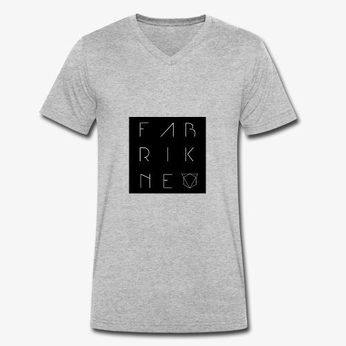 Corsac | 001 - Männer Bio-T-Shirt mit V-Ausschnitt von Stanley & Stella
