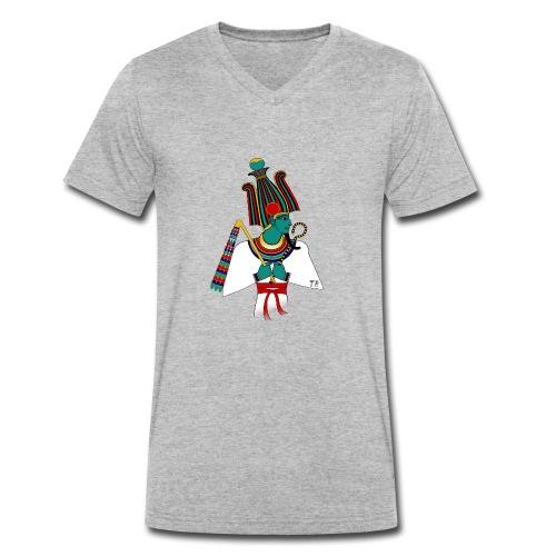 OSIRIS - God of Egypt - Männer Bio-T-Shirt mit V-Ausschnitt von Stanley & Stella