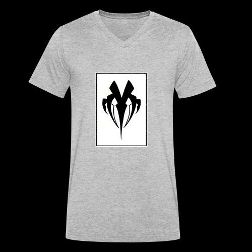 Mbodystrange - T-shirt bio col V Stanley & Stella Homme