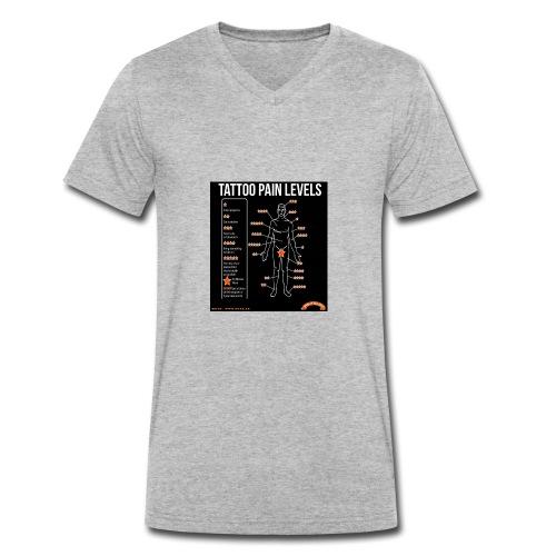 tatoo - T-shirt bio col V Stanley & Stella Homme