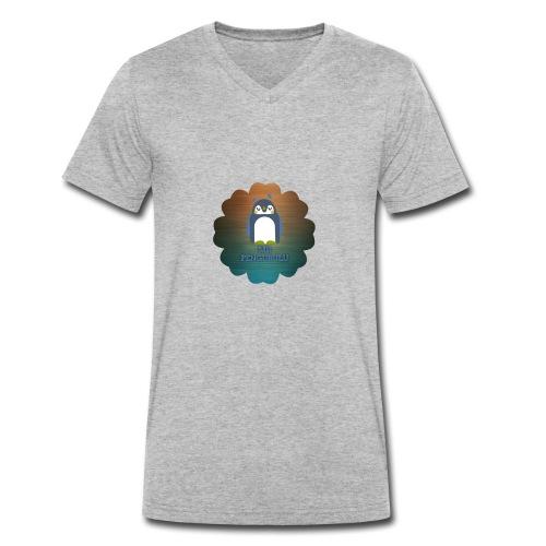 MrPengurulu II - Männer Bio-T-Shirt mit V-Ausschnitt von Stanley & Stella
