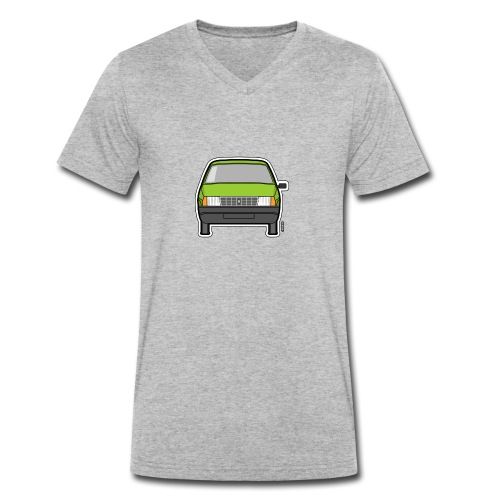y10 - T-shirt ecologica da uomo con scollo a V di Stanley & Stella