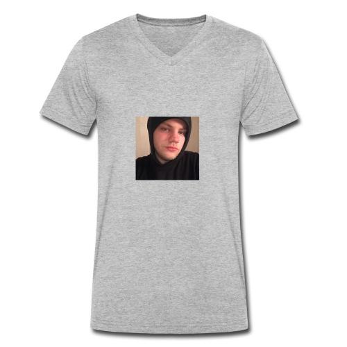 bästa you tuben - Ekologisk T-shirt med V-ringning herr från Stanley & Stella