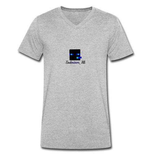 Mein erster merch - Männer Bio-T-Shirt mit V-Ausschnitt von Stanley & Stella