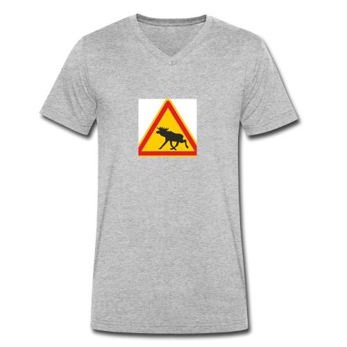INoW Legend Clan Mineceaft - Männer Bio-T-Shirt mit V-Ausschnitt von Stanley & Stella