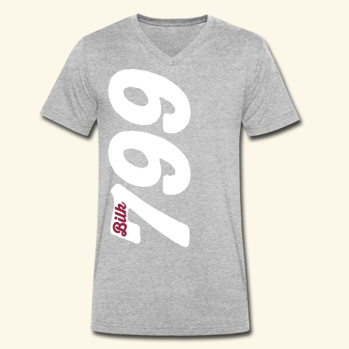 799-Bilk - Männer Bio-T-Shirt mit V-Ausschnitt von Stanley & Stella