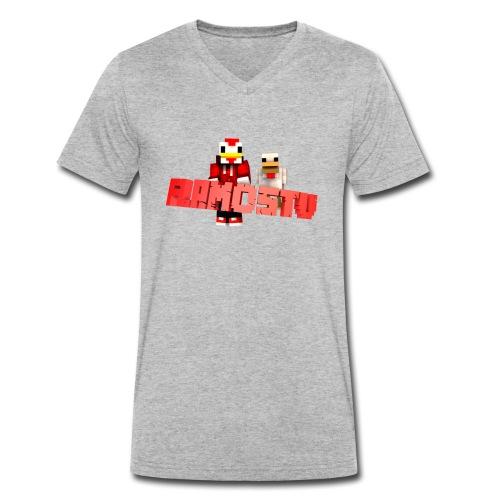 ^ - Männer Bio-T-Shirt mit V-Ausschnitt von Stanley & Stella