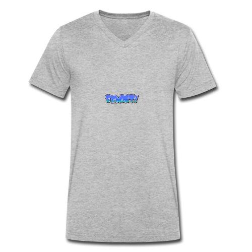 senden - Männer Bio-T-Shirt mit V-Ausschnitt von Stanley & Stella
