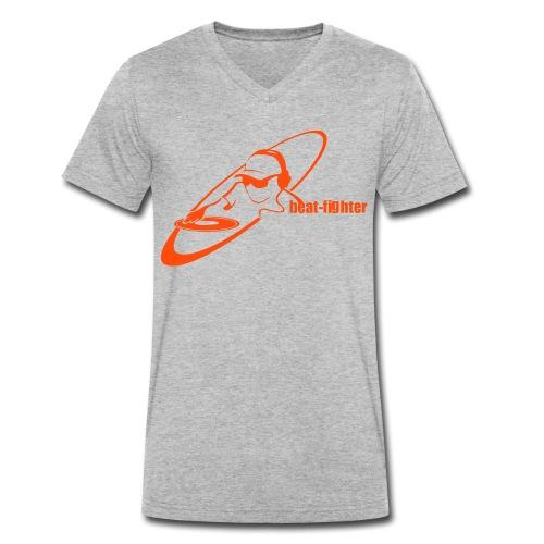 BEAT FIGHTER Vector - Männer Bio-T-Shirt mit V-Ausschnitt von Stanley & Stella