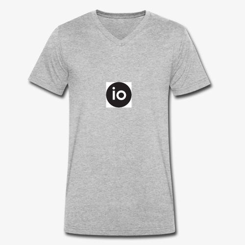 IO - Männer Bio-T-Shirt mit V-Ausschnitt von Stanley & Stella
