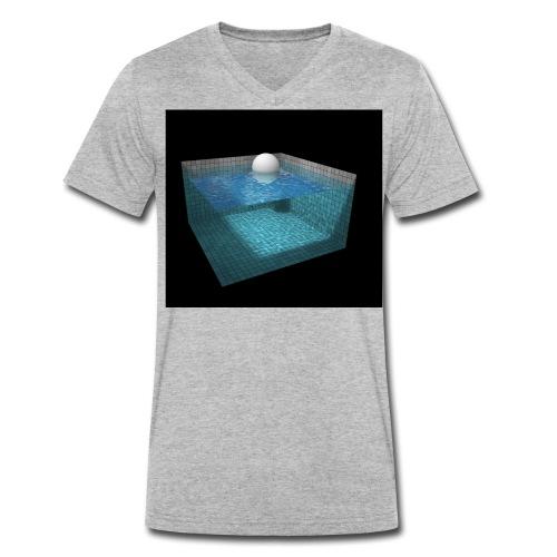 Drift - Männer Bio-T-Shirt mit V-Ausschnitt von Stanley & Stella