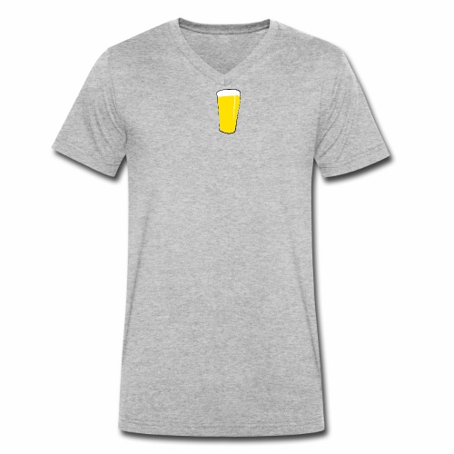 Barski ™ - Men's Organic V-Neck T-Shirt by Stanley & Stella