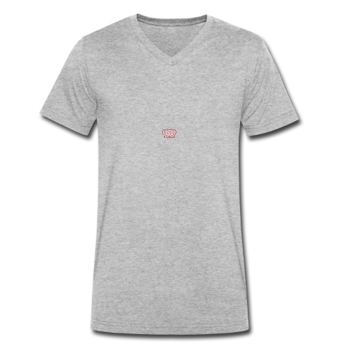 AMMM Crown - Men's Organic V-Neck T-Shirt by Stanley & Stella