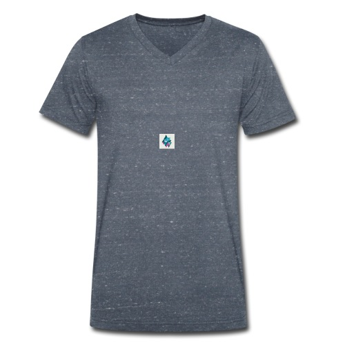 souncloud - Men's Organic V-Neck T-Shirt by Stanley & Stella